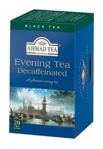 "Herbata Ahmad ""Decafeinated Evening Tea"" 20t"