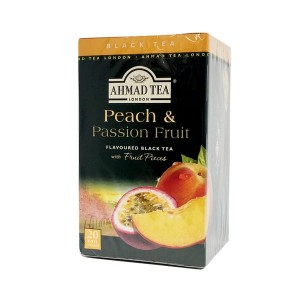 "Herbata Ahmad ""Peach & Passion Fruit"" (20 saszetek)"
