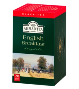 "Herbata Ahmad ""English Breakfast"" (20 saszetek)"