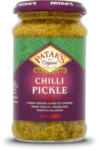 Pasta Chilli Pickle   PATAKS 280g