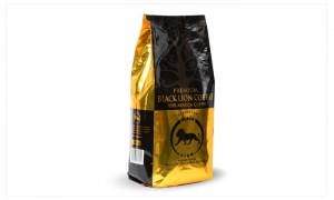 "Kawa ARABICA 100% mielona ""Black Lion"" 250g"