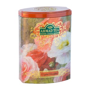 "Ahmad Tea "" English Breakfast "" 100g puszka"