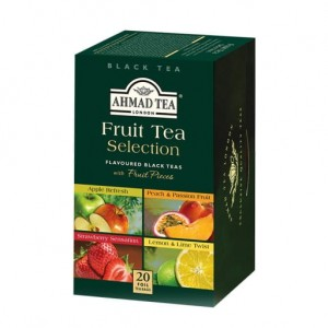 "Herbata Ahmad ""Fruit Tea Selection""(20 saszetek)"