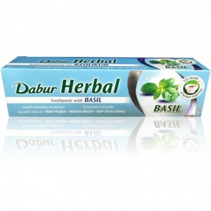 Pasta do zębów Dabur Herbal Basil 100ml